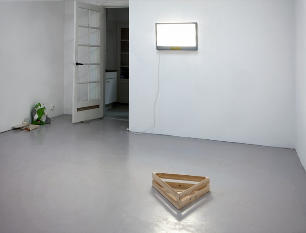 2. Raphael Langmair, THE BUTCHER'S CHOICE, solo presentation May 2013, Apice for Artists