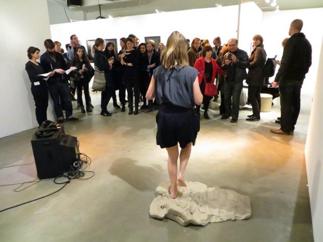 Art Rotterdam 2013(1), Sara Campos@Apice for Artists