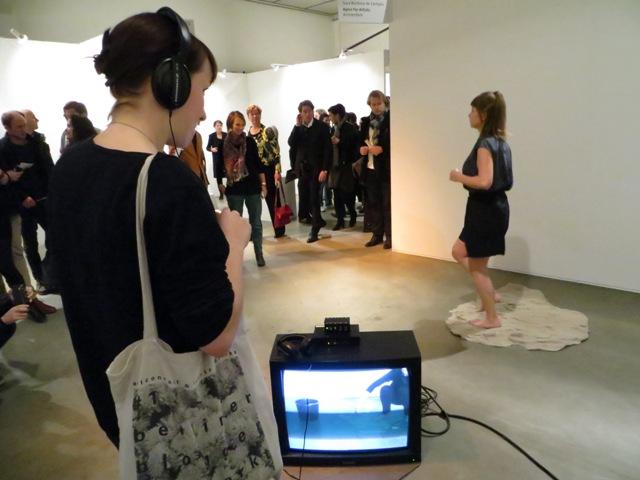 Art Rotterdam 2013(2), Sara Campos@Apice for Artists