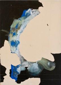 Erik de Bree, Langolier Painting #15, 2010, 70 x 50 cm