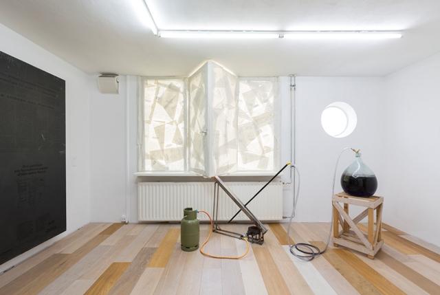 Lennart Lahuis, False Light overview 1_ june 2014_Apice for Artists