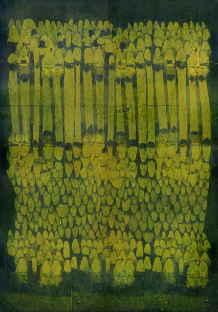 Ran Zhang, Mirror of Love, Love Mirror, 2011