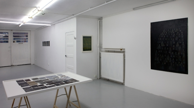 Ran Zhang, Synesthesia, overview(2)_Nov 2011, Apice for Artists