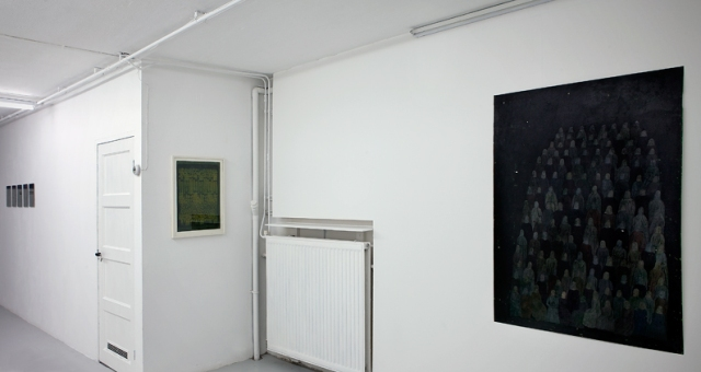 Ran Zhang, Synesthesia, overview(left)_Nov 2011, Apice for Artists