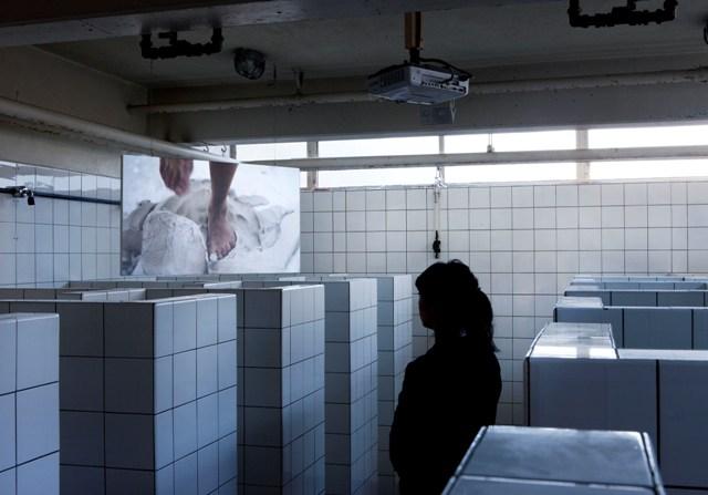 Sara Campos, From Head To Toe(1), 2012, Kunstvlaai@ApiceforArtists