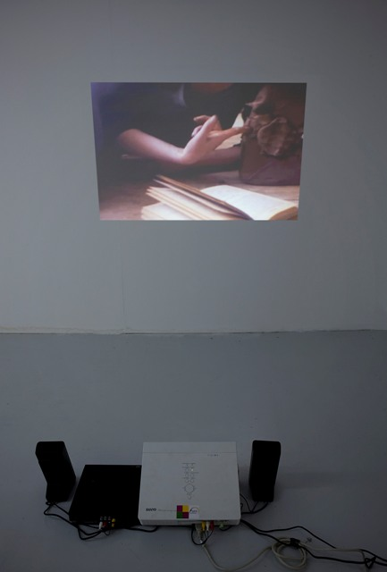 Sara Campos, On Love, 2009, video 5'35min, still, ApiceforArtists